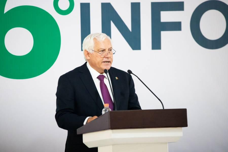 La transformación social requiere un pacto federal renovado para disminuir desigualdades: Víctor Villalobos