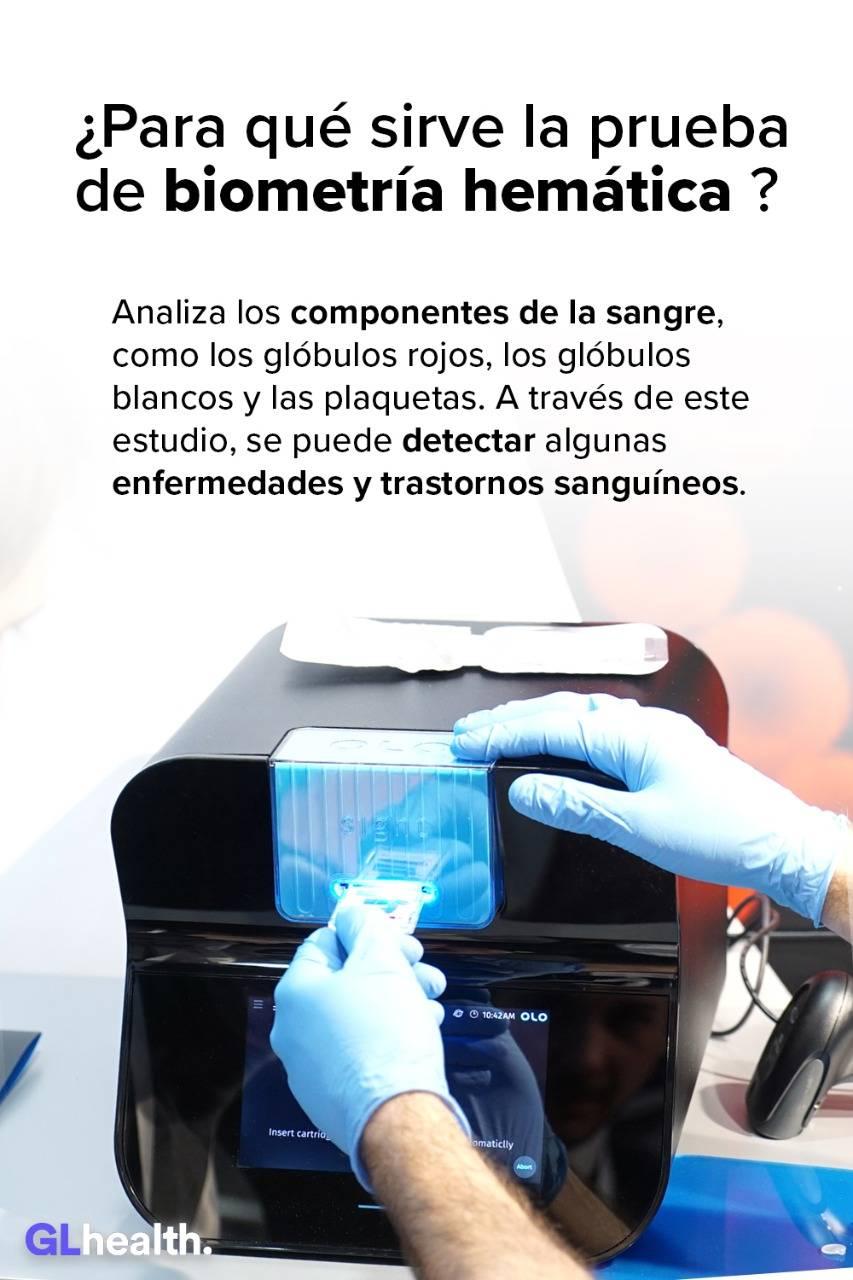 Desarrollan dispositivo que escanea la sangre y previene enfermedades