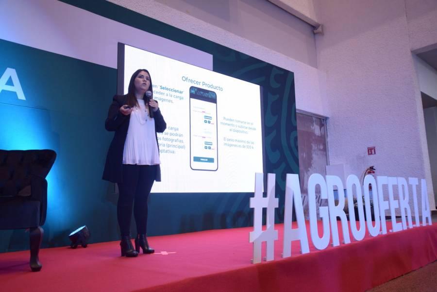 Agricultura pone en marcha app para comercio directo en favor de productores y consumidores