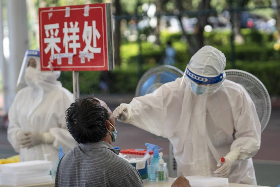 OMS pide a China cooperar más en investigación sobre origen del Covid-19