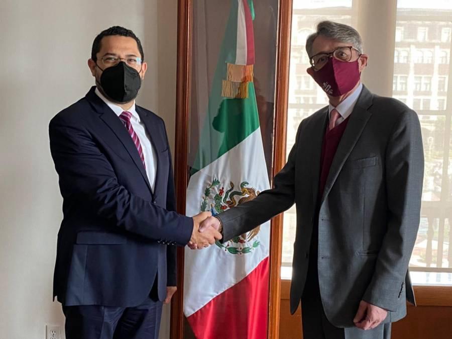 Inicia transición en la Secretaría de Gobierno de la CDMX