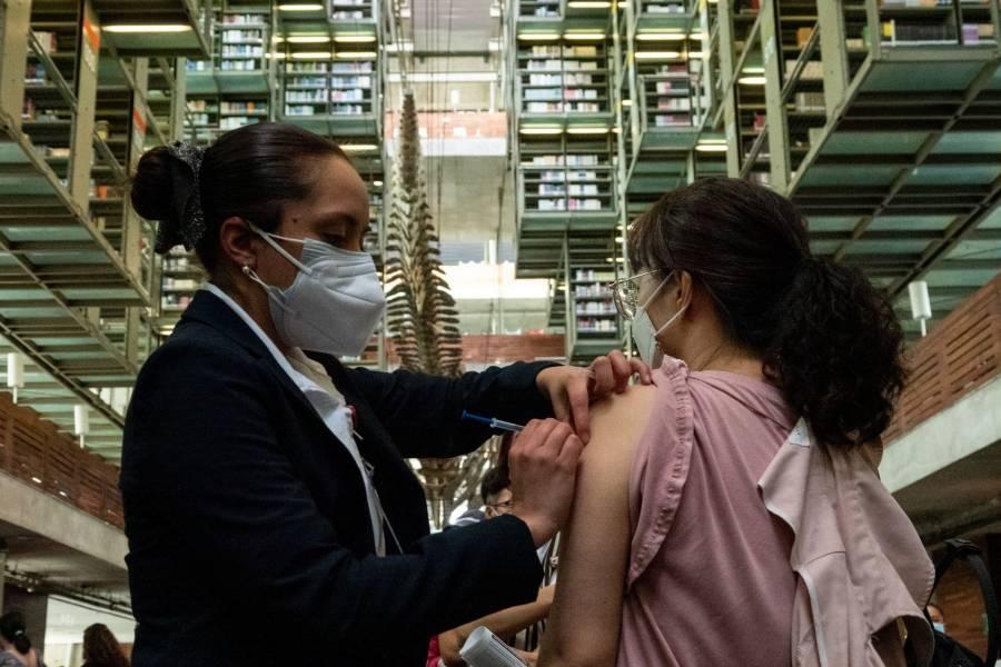 Siguen los contagios masivos de Covid, se reportan 12 mil 821 nuevos casos