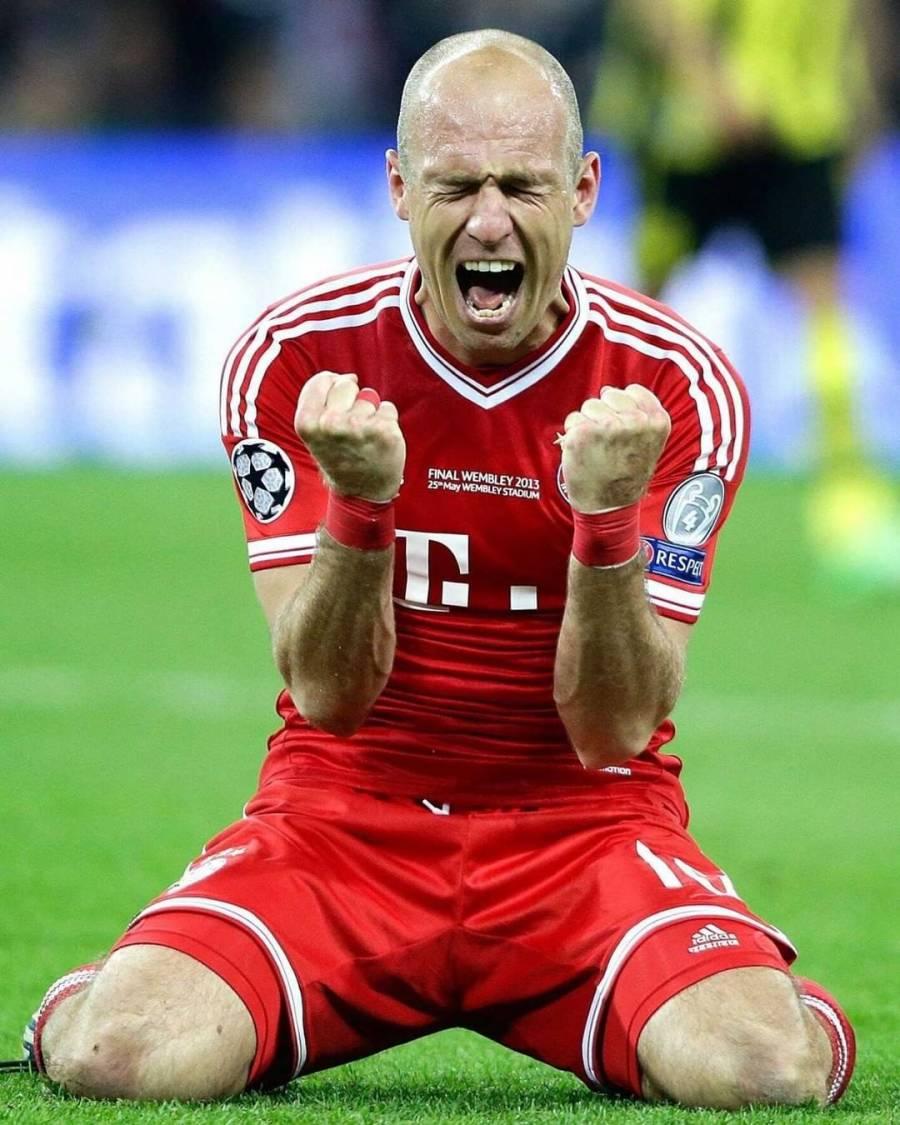 El holandés Arjen Robben anuncia su retirada del fútbol