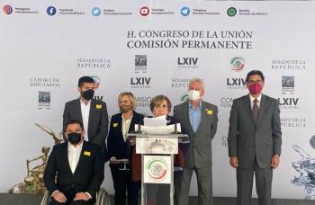Morena promueve controversia por fuero de gobernador de Tamaulipas