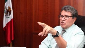 Preservación de medio ambiente requiere participación de Poder Legislativo: Ricardo Monreal
