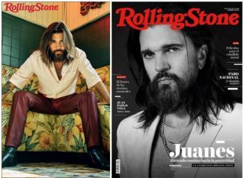 Emociona a Juanes volver al escenario tras la pandemia