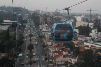 Rechaza GobCDMX que interrupción en servicio de Cablebús fue por falla eléctrica