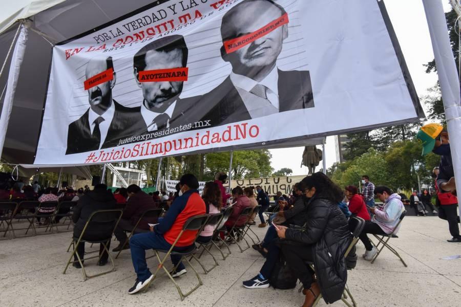 INE estima alta participación en consulta para enjuiciar a expresidentes