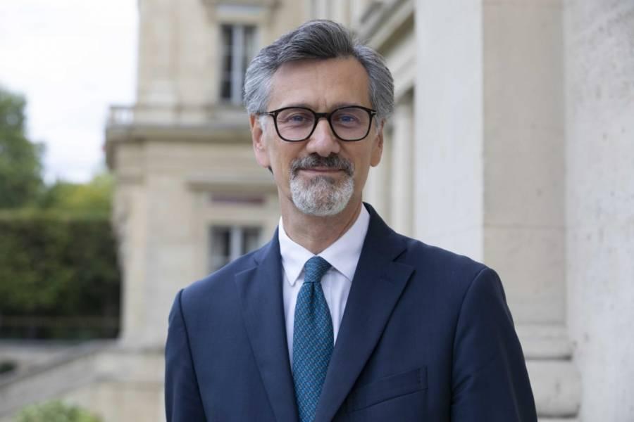 Cambio climático vinculado con la salud global : Jean-Pierre Asvazadourian, Embajador de Francia en México