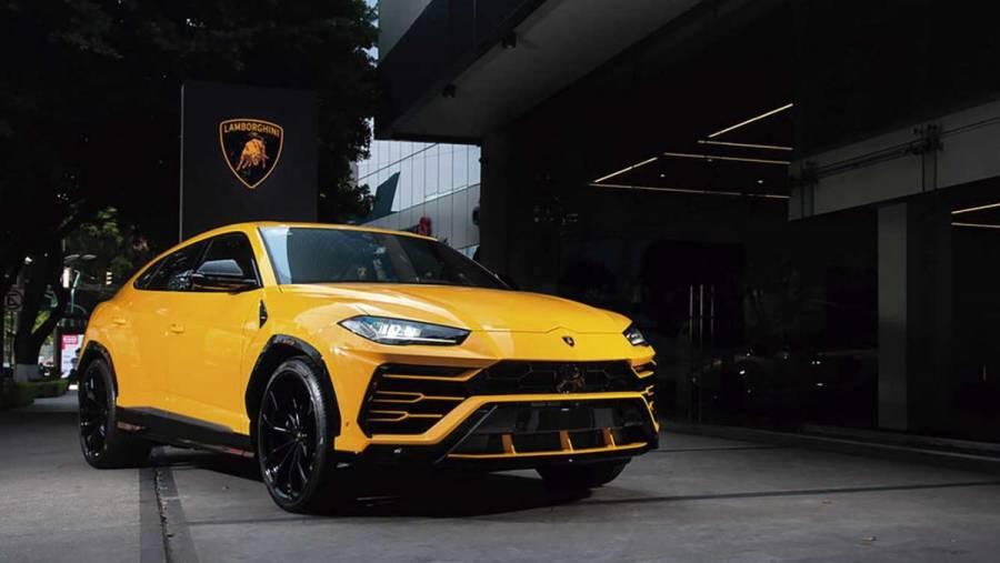 Lamborghini logra las mejores ventas de su historia en 2021
