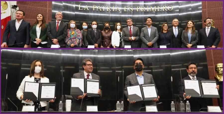 INAI y Senado producirán programa de TV