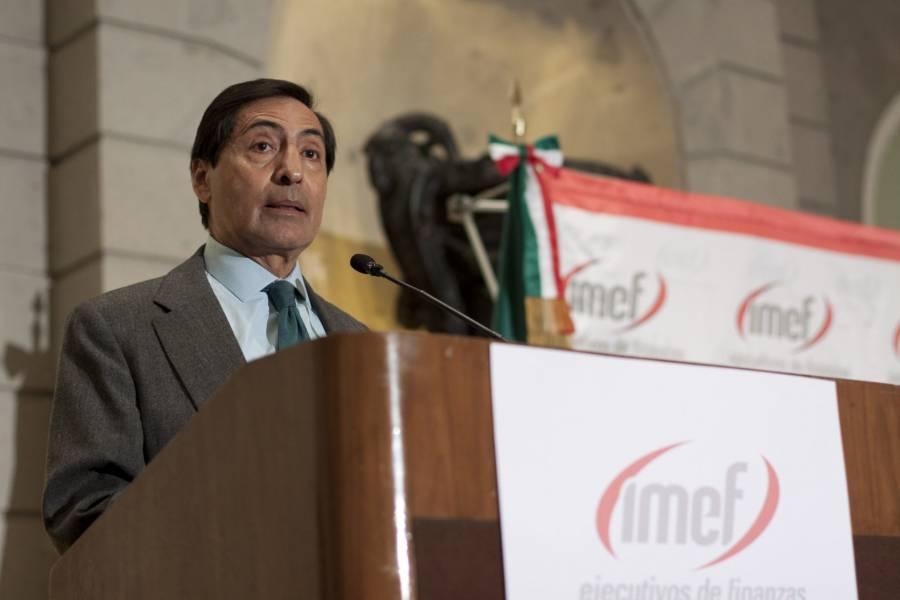 Rogelio Ramírez de la O, asume como titular de la Secretaría de Hacienda