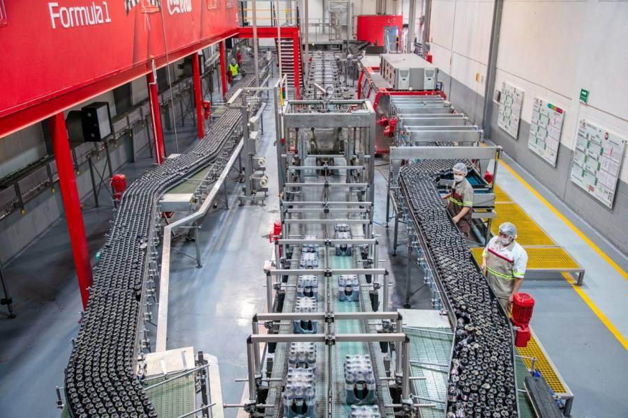 Utilidad neta de Arca Continental crece 34% en el segundo trimestre de 2021