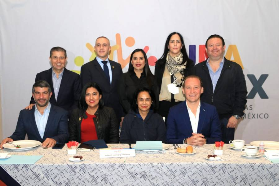 Alcaldes de oposición dan la bienvenida a Martí Batres y hacen un llamado al diálogo