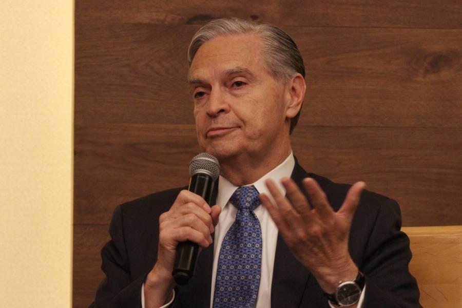 Juez reconoce a Luis Ernesto Derbez como rector de la UDLAP