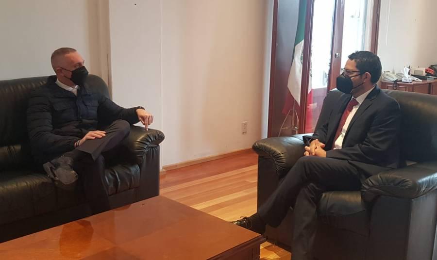 Martí Batres mantendrá relación de diálogo y respeto con la pluralidad de la CDMX