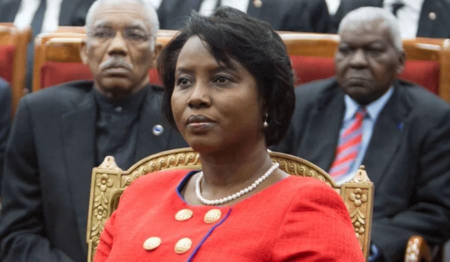 Regresa a Haití la viuda de Jovenel Moise, presidente asesinado