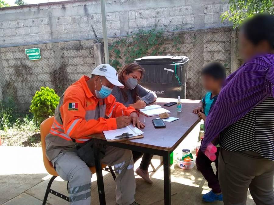 Tras conflicto social, familias vuelven a Pantelhó, en Chiapas