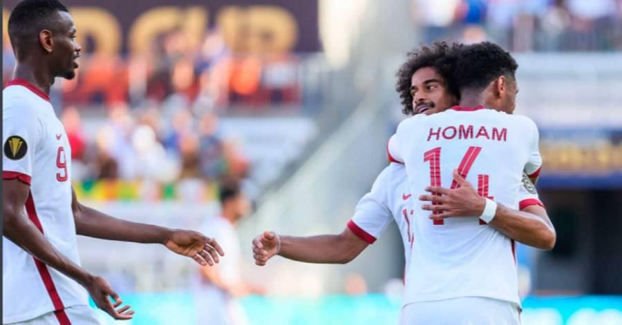 Catar golea a Granada 4-0 por el Grupo D de la Copa de Oro