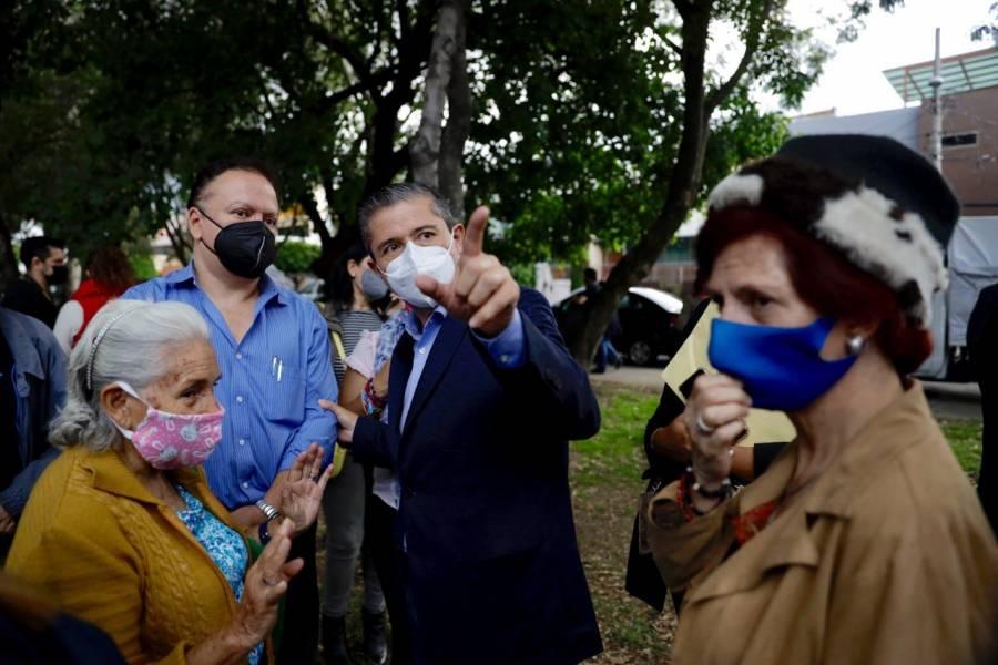 Necesitamos hacer eficiente el servicio público en Coyoacán: Giovani Gutiérrez