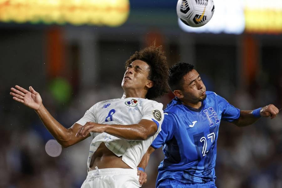 Honduras remonta a Panamá y clasifica a cuartos de final de Copa Oro