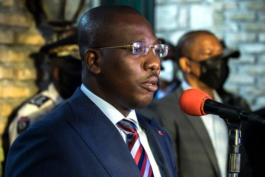 Primer Ministro interino de Haití dimitirá para ceder el poder a Ariel Henry