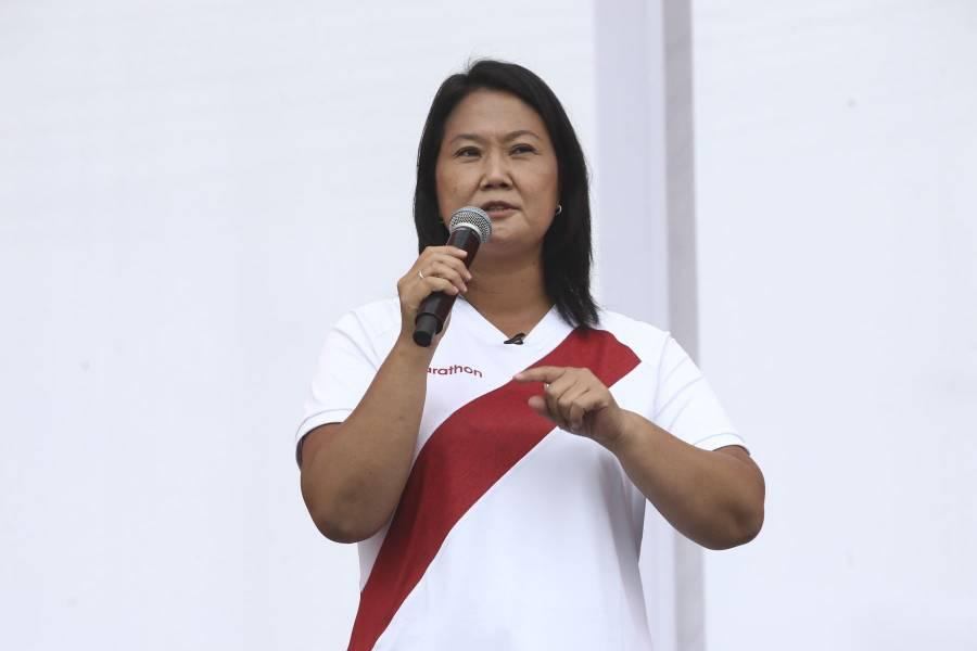 Acepta Fujimori derrota a Presidencia de Perú; anuncia movilización prodemocracia