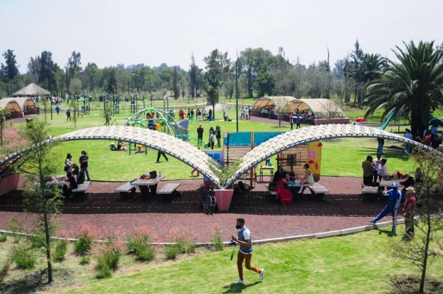 Rehabilitan el Parque Ecológico de Xochimilco; acceso será gratuito
