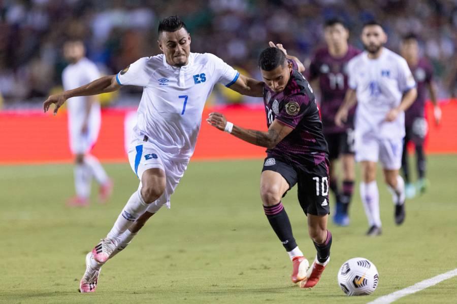 México y El Salvador avanzan a cuartos de final de la Copa Oro