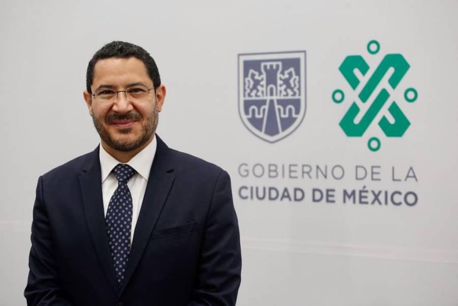 Martí Batres resalta legado de Benito Juárez