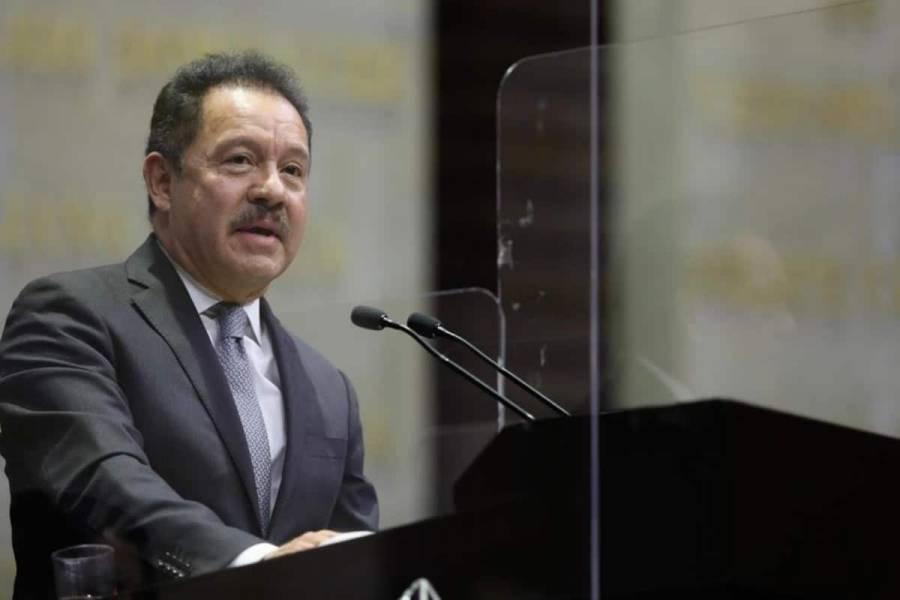 Mier acusa a INE de avalar boicot contra consulta popular