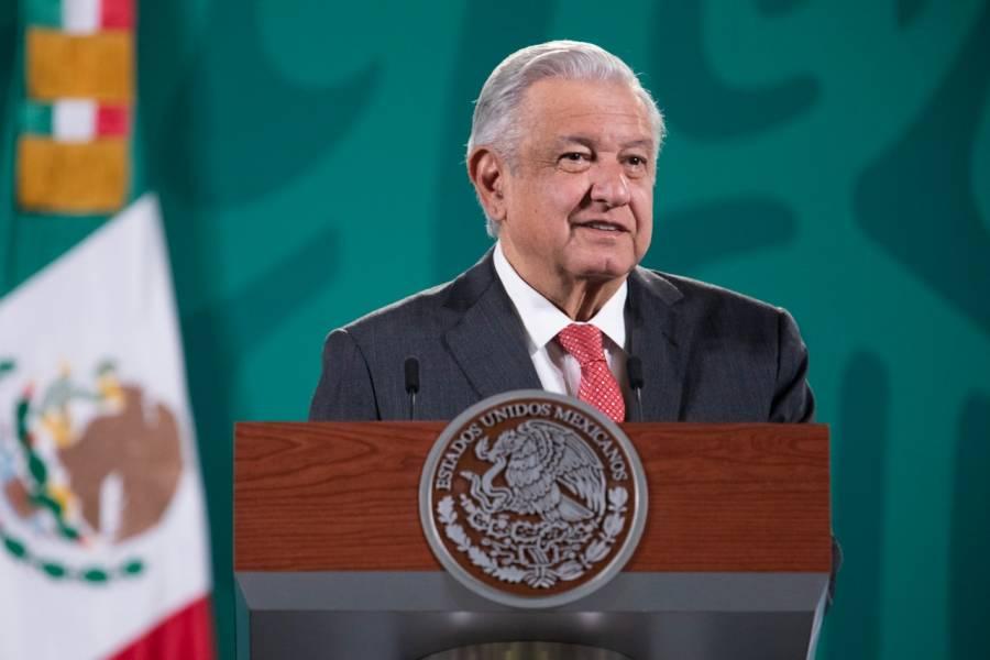 AMLO felicita a Pedro Castillo como nuevo presidente electo del Perú