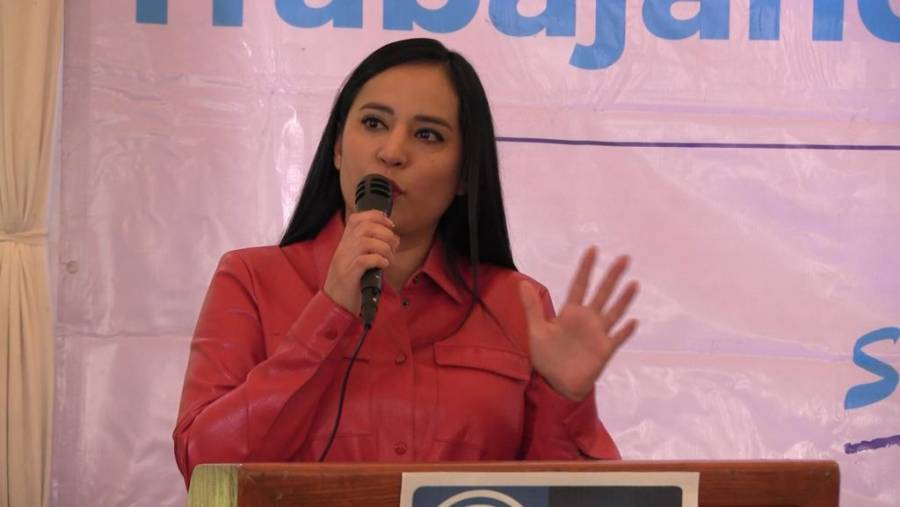 Sandra Cuevas busca impulsar en Cuauhtémoc el empleo e inversión con la industria privada