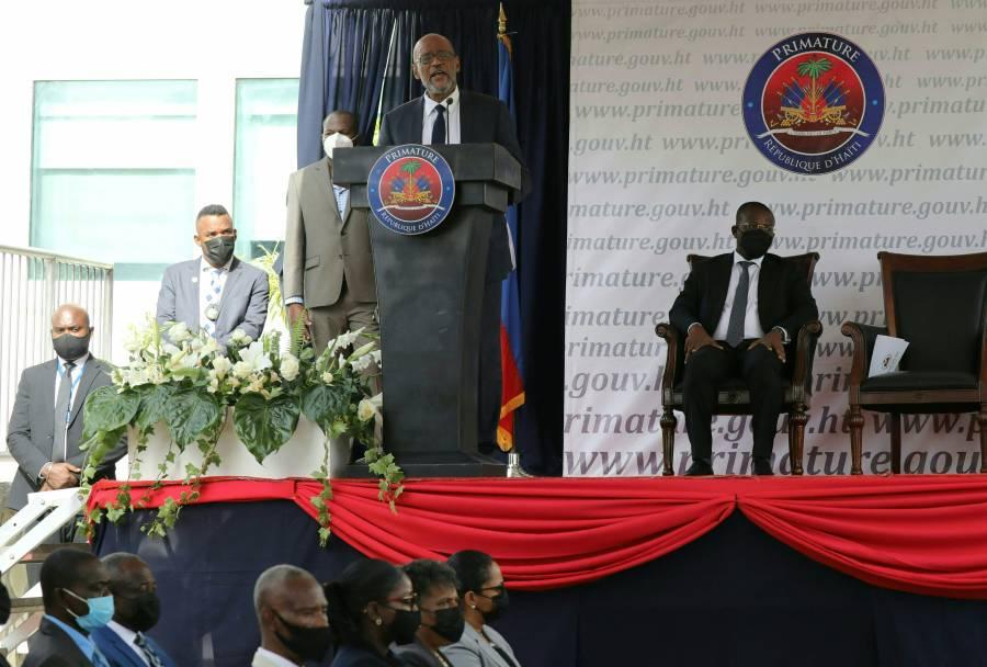 Ariel Henry asume gobierno de Haití; convocará a elecciones