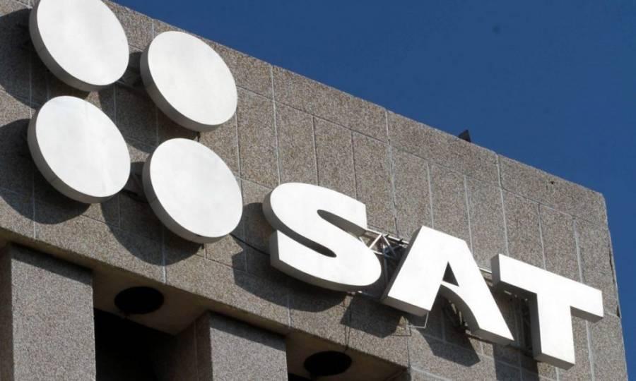 El SAT suspende servicios a 82 empresas energéticas
