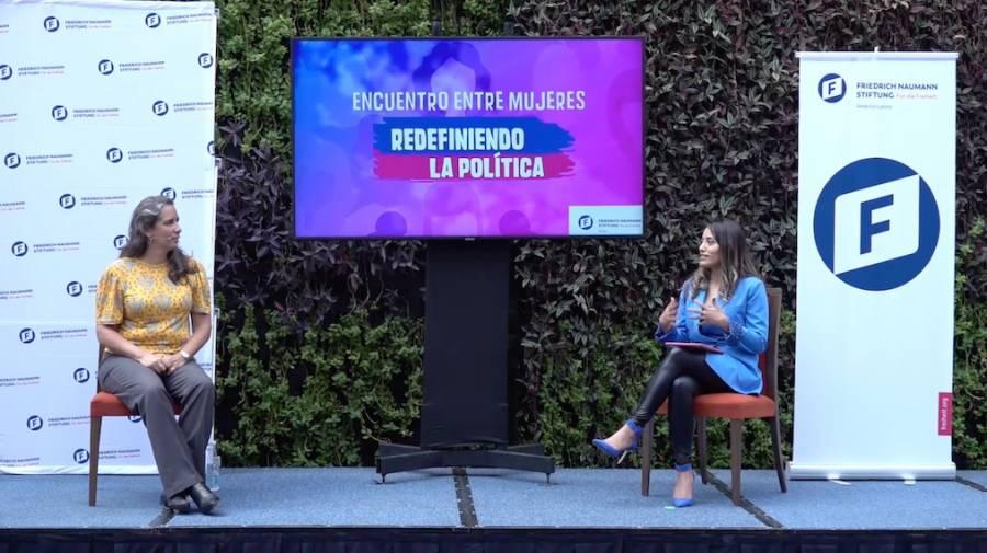 Aúna: redefiniendo la representación política de las mujeres