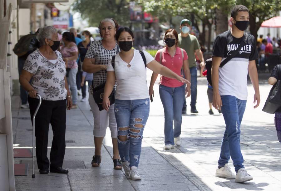 En 24 horas, registra México casi 14 mil contagios de Covid; aumenta hospitalización