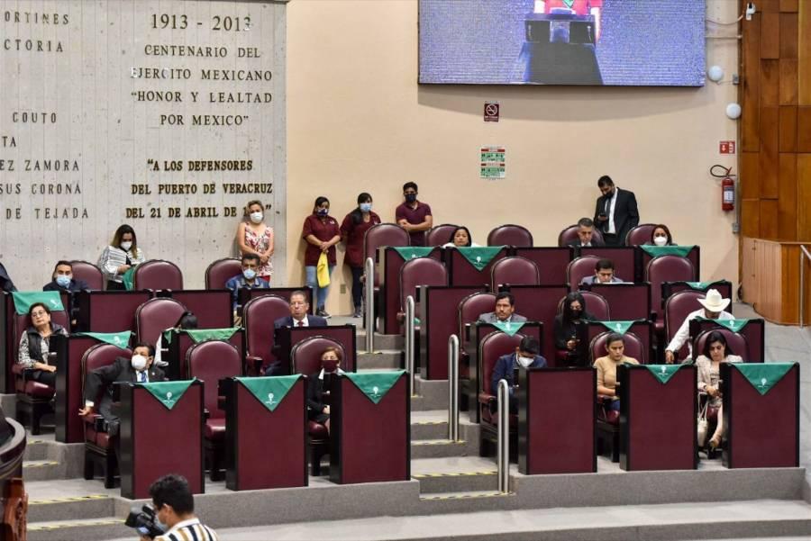 Congreso de Veracruz aprueba la despenalización del aborto