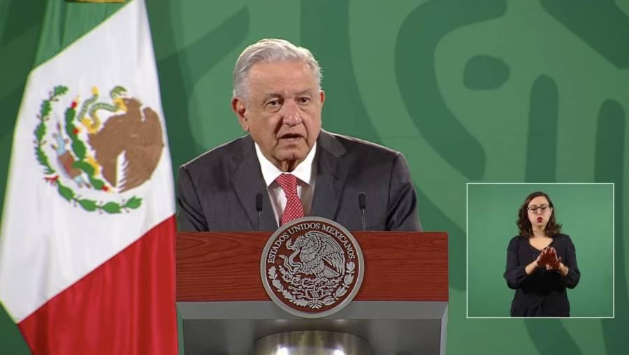 AMLO se pronuncia contra uso de presupuesto para dar seguridad a exfuncionarios en Chihuahua