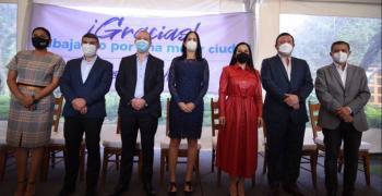 Mauricio Tabe ofrece a cámaras empresariales combatir extorsión y trabas burocráticas