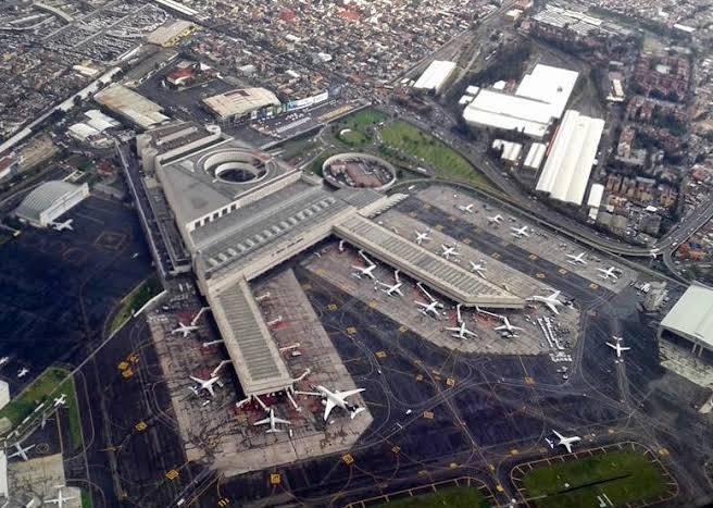 Falla en FAA causa demoras en operaciones del AICM