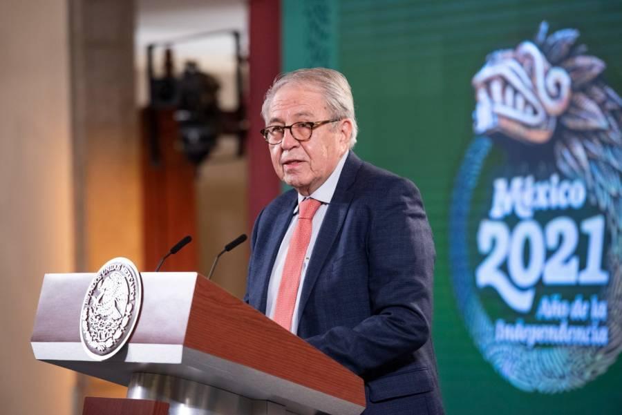 México ya cuenta con 132 claves de medicamentos oncológicos: Alcocer