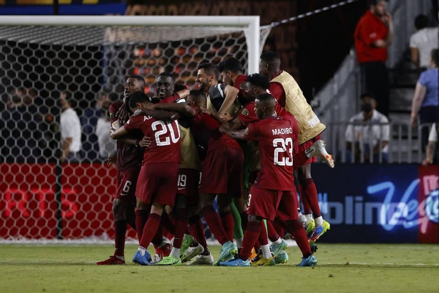 Qatar elimina a Panamá de la Copa Oro, mientras Costa Rica termina líder de grupo