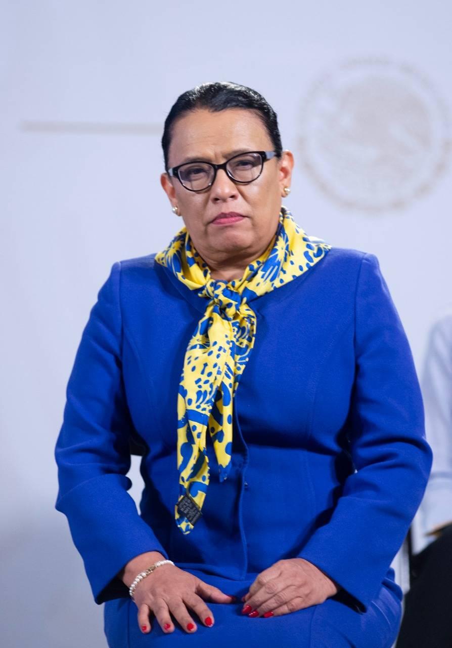50 municipios concentran incidencia delictiva: Rosa Icela Rodríguez