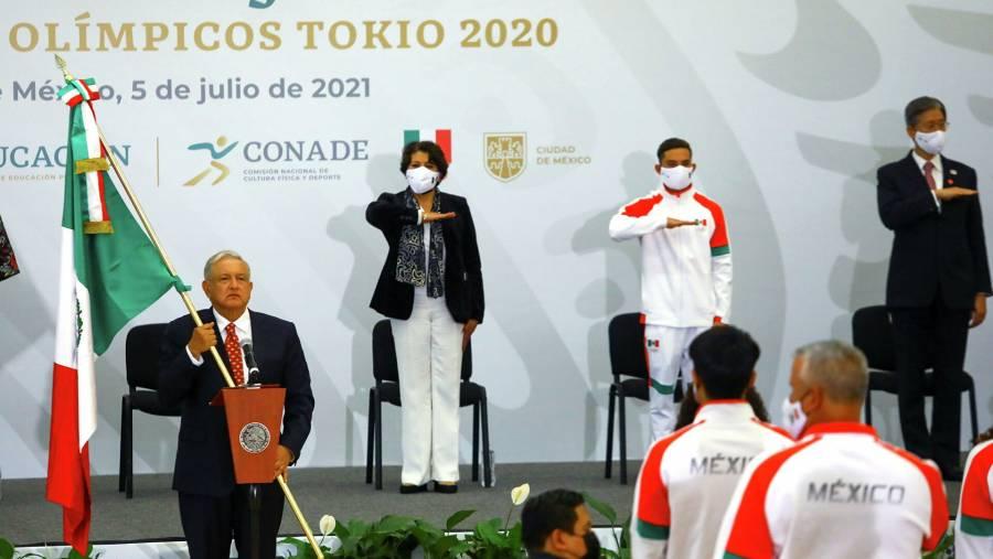 Conoce la fecha y hora de participación de los atletas mexicanos en Tokio 2020