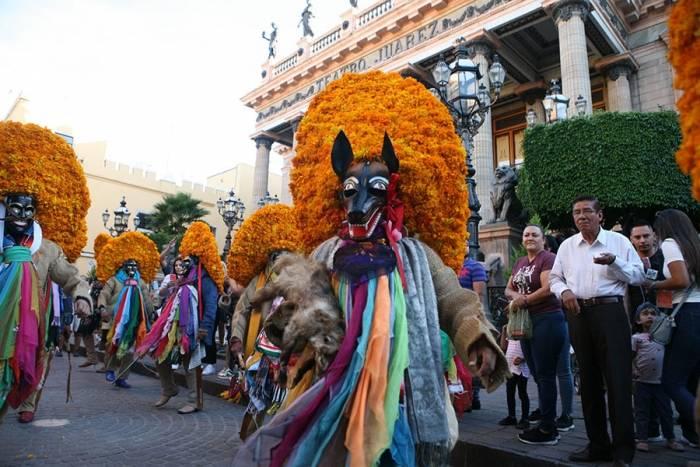 El Festival Cervantino regresa en su formato presencial
