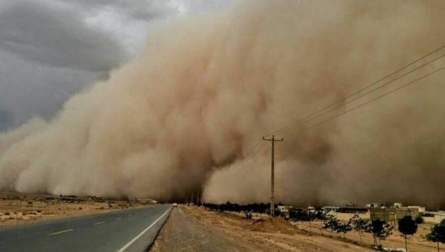 Nube de polvo del Sahara regresa a México