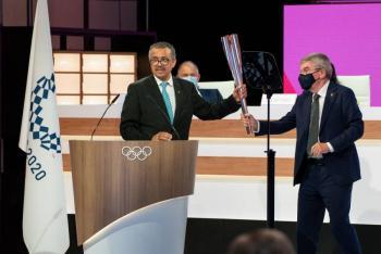 Juegos Olímpicos no deben juzgarse por el total de casos de Covid-19: OMS