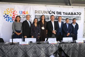 Busca UNACDMX intervenir en presupuesto participativo de la capital
