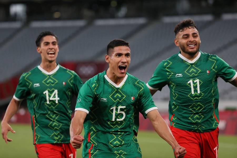 México golea a Francia en su debut en los Juegos Olímpicos